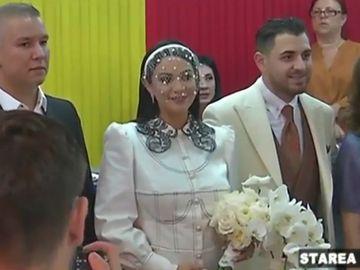 """Florin Salam, primele declaratii dupa nunta fiicei sale: """"Sa ma asculte"""""""