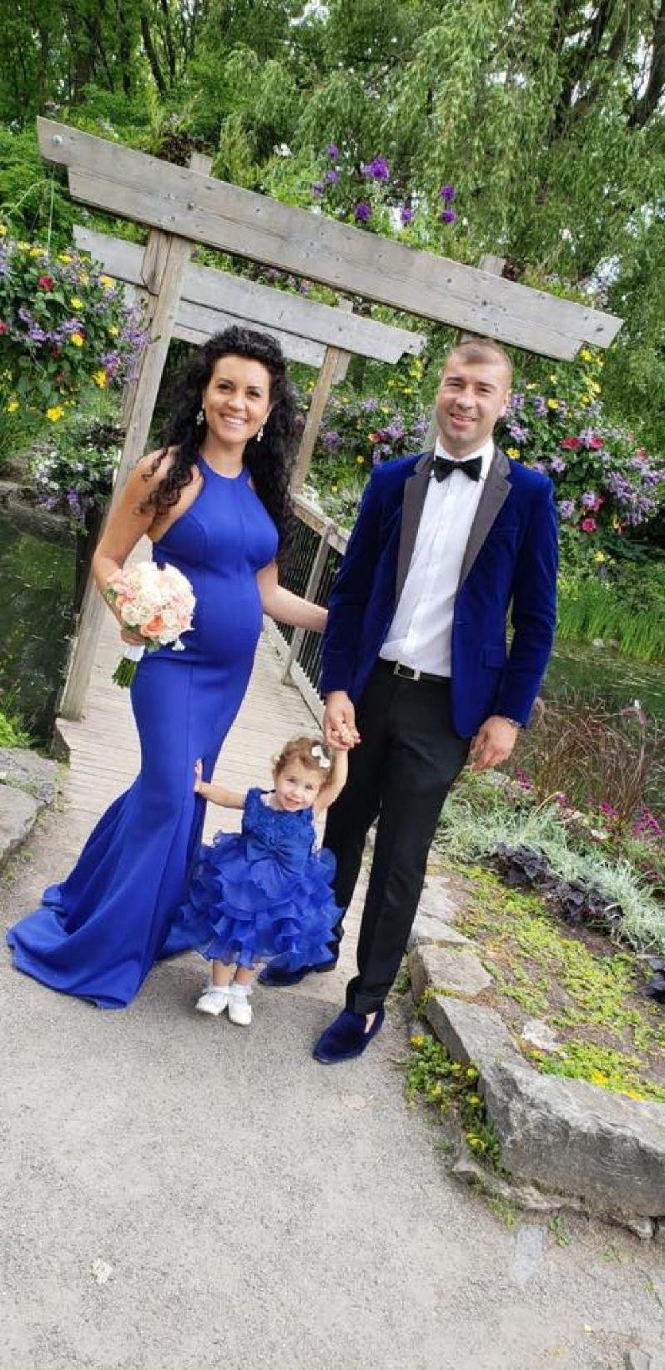 Lucian Bute va mai avea un copil! Pugilistul este deja tatal unei fetite FOTO