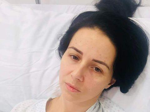 """Magda Ciumac, anunt de pe patul de spital, dupa ce a iesit din anestezie! """"Medicii mi-au salvat viata"""