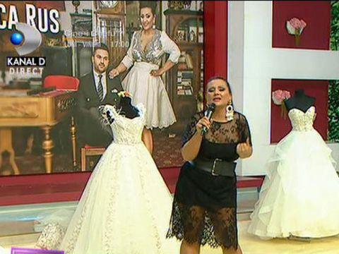 Bianca Rus, detalii nestiute despre nunta! A ales rochia de mireasa si a spus ce se va intampla la petrecerea care va tine doua zile!