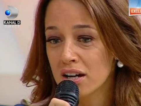 """Zi grea pentru Andreea Raicu: """"A plecat unul dintre oamenii pe care i-am iubit cel mai mult"""""""