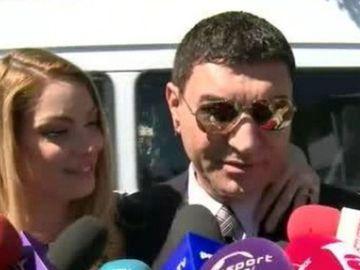 Cristi Borcea, prima declaratie dupa ce a iesit din inchisoare! Valentina Pelinel, nedezlipita de el