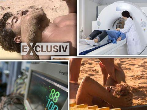 """Stefan de la Exatlon a ajuns la spital! Ce se intampla cu """"razboinicul"""" in aceste momente dupa ce s-a lovit la cap EXCLUSIV"""