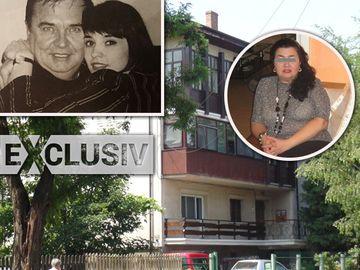 Ce generos a fost tatal Andreei Marin cu a doua sotie! Dan i-a lasat Elenei la partaj un apartament de 130 metri patrati intr-un complex de fite din Roman! FOTO EXCLUSIV