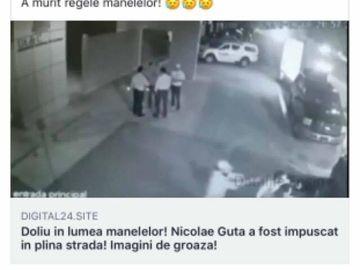 """Zvonul fals care a paralizat Romania: """"Nicolae Guta a murit""""- Manelistul a luat foc: """"Asa sa le ajute Dumnezeu"""""""