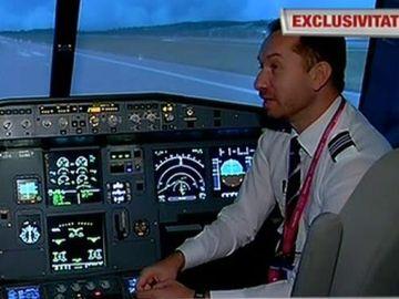 """Mihai Sturzu, primul interviu de cand a devenit pilot: """"Este visul meu din copilarie"""""""