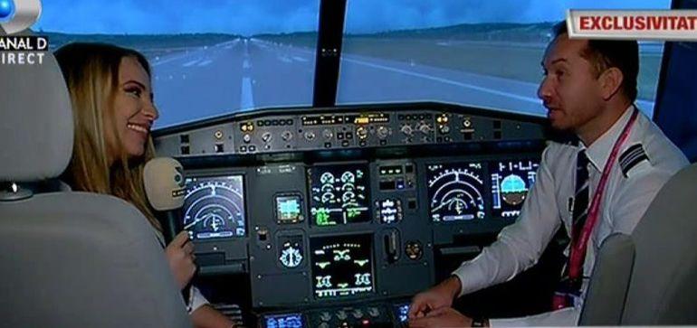 Mihai Sturzu, primul interviu de cand a devenit pilot: