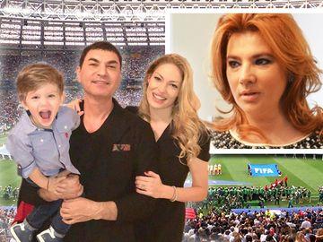 Surpriza! Unde a fost Mihaela Borcea in momentul in care Valentina Pelinel urmarea finala campionatului mondial impreuna cu fostul ei sot!