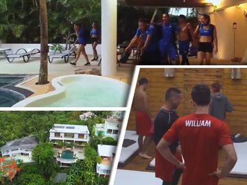 Schimbari majore la Exatlon SUA! Casa din jungla, inlocuita cu o vila de 5 stele, cu piscina