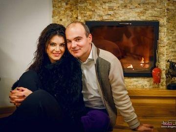 Sotia lui Rares Bogdan, ipostaza incendiara la malul marii! Uite cat de sexy este Florina FOTO