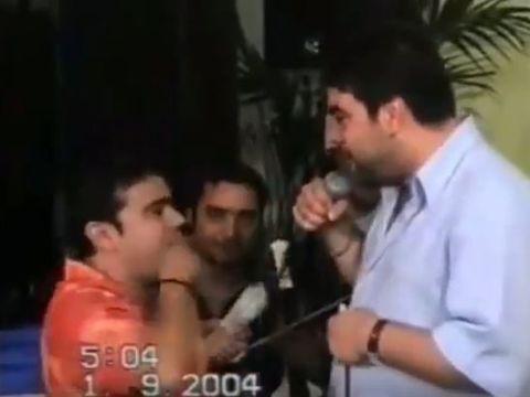 """Minune il ingroapa pe Salam in bani! Imagini din """"arhiva de aur"""" a manelelor VIDEO"""