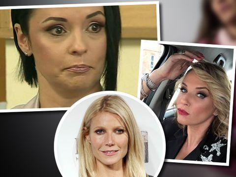 Ce vedete au suferit de depresie postnatala. Pe lista se afla nume grele: Ileana Badiu, Andreea Marin si Gwyneth Paltrow