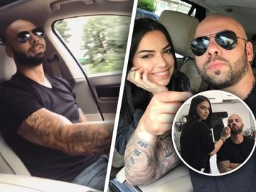 Giani Kirita a fost criticat ca a condus fara centura de siguranta! Vezi cum l-a aparat fiica sa, Roxana, care era in dreapta soferului!