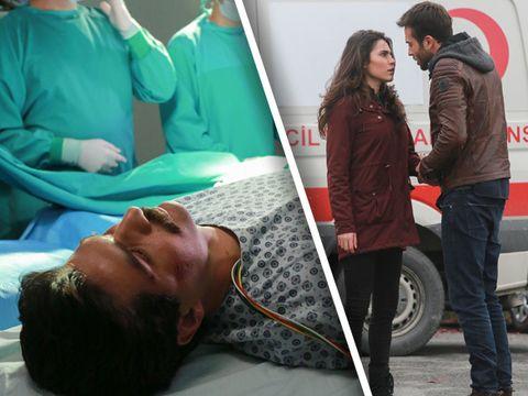 "Azi, in ""Meryem"": Oktay ajunge in stare critica, la spital"