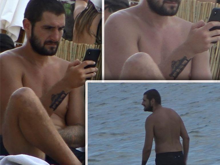 Catalin Cazacu si-a dezvaluit latura romantica! Ce tatuaj si-a tras vedeta Kanal D?