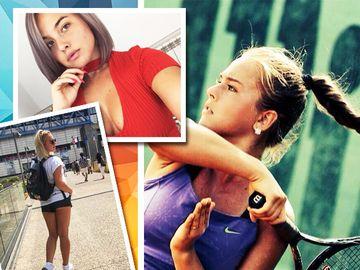 Nu face perfomanta pe teren, dar Andrada este indiscutabil cea mai sexy tenismena din Romania! Galerie foto hot cu jucatoarea de 20 de ani