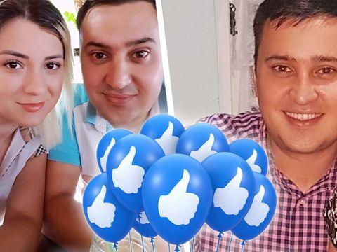 """Ciprian Tapota se pune bine cu rudele: """"Cu mama soacra, poza de 2000 de like-uri!"""""""