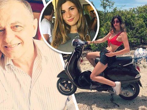 Fiica lui Mircea Geoana nu se mai intoarce in Romania! Dupa ce a studiat medicina la Philadelphia, frumoasa Ana s-a mutat in Los Angeles!