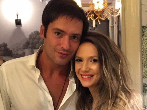 Adela Popescu l-a facut de ras pe Radu Valcan, in public! Ce a spus actrita despre sotul sau