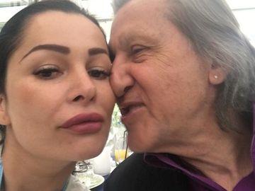 """Brigitte Sfat, mesaj de adio pentru Ilie Nastase: """"Timpul a facut sa imi dau seama ca nu sunt demna de a sta langa tine"""""""
