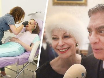 SOC! Printesa Lia si-a refacut pometii la 69 de ani! Ce si-a injectat in fata vedeta pentru a-si reface pielea