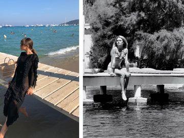 Ce legatura a avut Cristina Mihaela Dorobantu cu Brigitte Bardot in vacanta din Saint Tropez