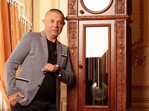 Nicolae Guta a fost ingropat in bani de Versace, fiul lui Puiu Englezu! Bancnotele de 50 si 100 de euro au fost date la foc automat! VIDEO
