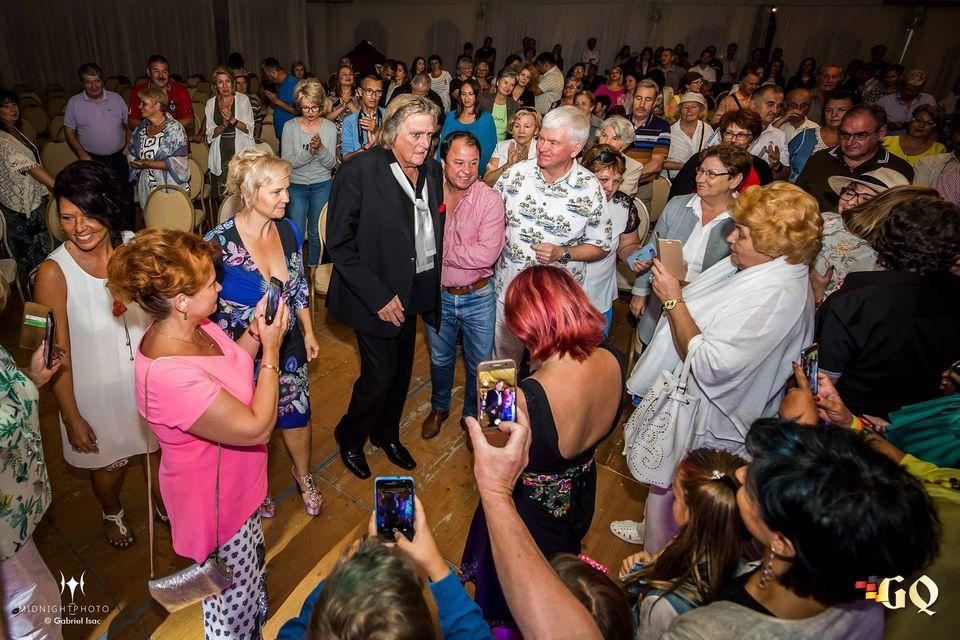 Cum a aparut Florin Piersic la un eveniment cultural desfasurat la Avrig!