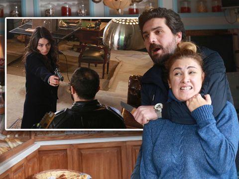 Oktay o rapeste pe Meryem! Nu rata un nou episod al serialului, in aceasta seara, de la ora 20:00, la Kanal D