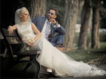 Cum aratau Connect-R  si Misha acum patru ani la nunta lor! Cantareata a purtat o rochie tip sirena FABULOASA! Imagini superbe