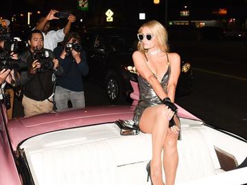 Paris Hilton vine din nou in Romania! Se anunta un show de zile mari