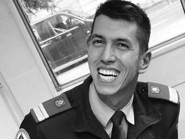 """El este singurul jandarm iubit de toata lumea! Vezi ce mai face Nicolae Lacatus, """"jandarmul cu voce de aur""""! FOTO"""