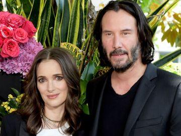 Winona Ryder, declaratie soc: M-am casatorit cu Keanu Reeves in Romania
