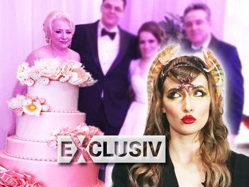 """Iulia Albu, comentariu genial despre rochia roz purtata de Viorica Dancila la nunta fiului ei! """"Imaginea de tort supradimensionat a premierului"""". EXCLUSIV!"""