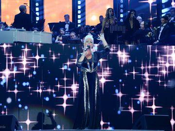 "Incredibil, Monica Anghel a ""batut-o"" pe Cristina Aguilera! Cand s-a intamplat totul!"
