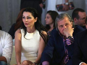 """Brigitte Sfat, decizie de ultim moment: """"Nu mai vreau sa divortez"""" Ce mesaj i-a transmis lui Ilie Nastase"""