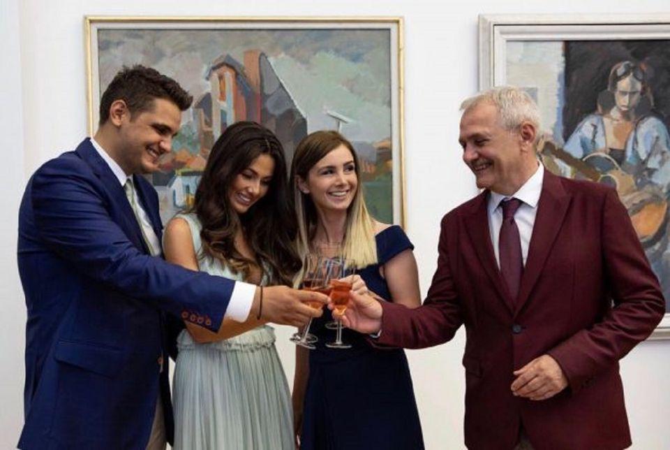 Gabriela Firea a explicat de ce nu a fost la nunta fiului lui Liviu Dragnea: