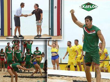 EXATLON 2! Ce nu s-a vazut la televizor la meciul cu Mexicul! Ce a spus prezentatorul mexican si nu s-a transmis in Romania!