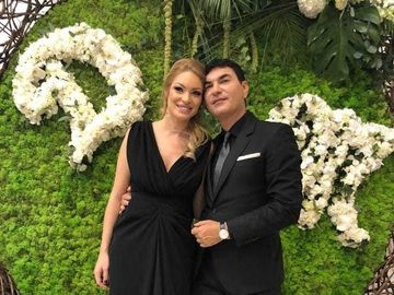 Bomba! Valentina Pelinel si Cristi Borcea se casatoresc in aceasta dupa-amiaza in mare secret
