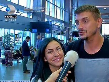 Cum a fost asteptat Adrian Blidaru la aeroport! Surpriza de proportii de care a avut parte Faimosul