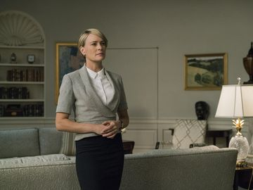Actrita principala din House of Cards vine la Bucuresti