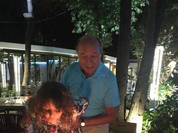 Imagini adorabile cu fetita Elenei Basescu! Sofia Anais a implinit 5 anisori