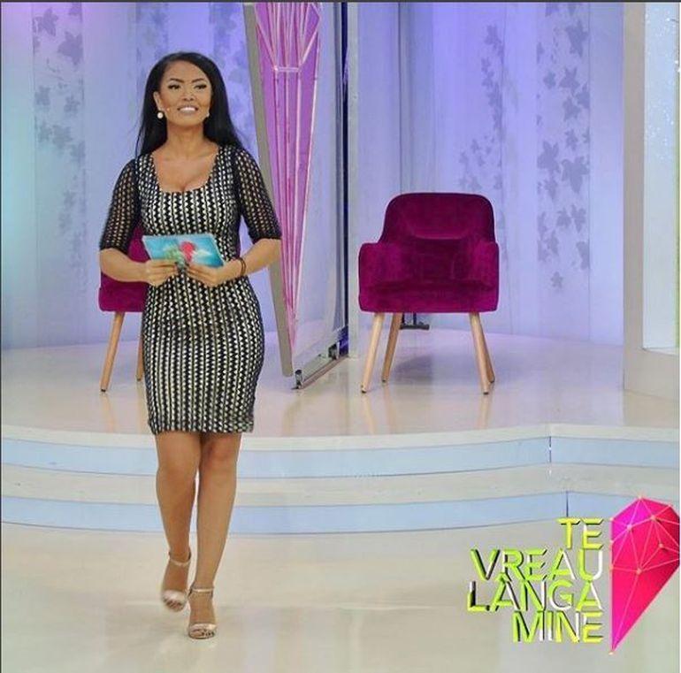 Reactia fabuloasa a Andreei Mantea cand a fost intrebata de iubit. Frumoasa vedeta a zambit larg si a dat o replica incredibila   VIDEO EXCLUSIV!
