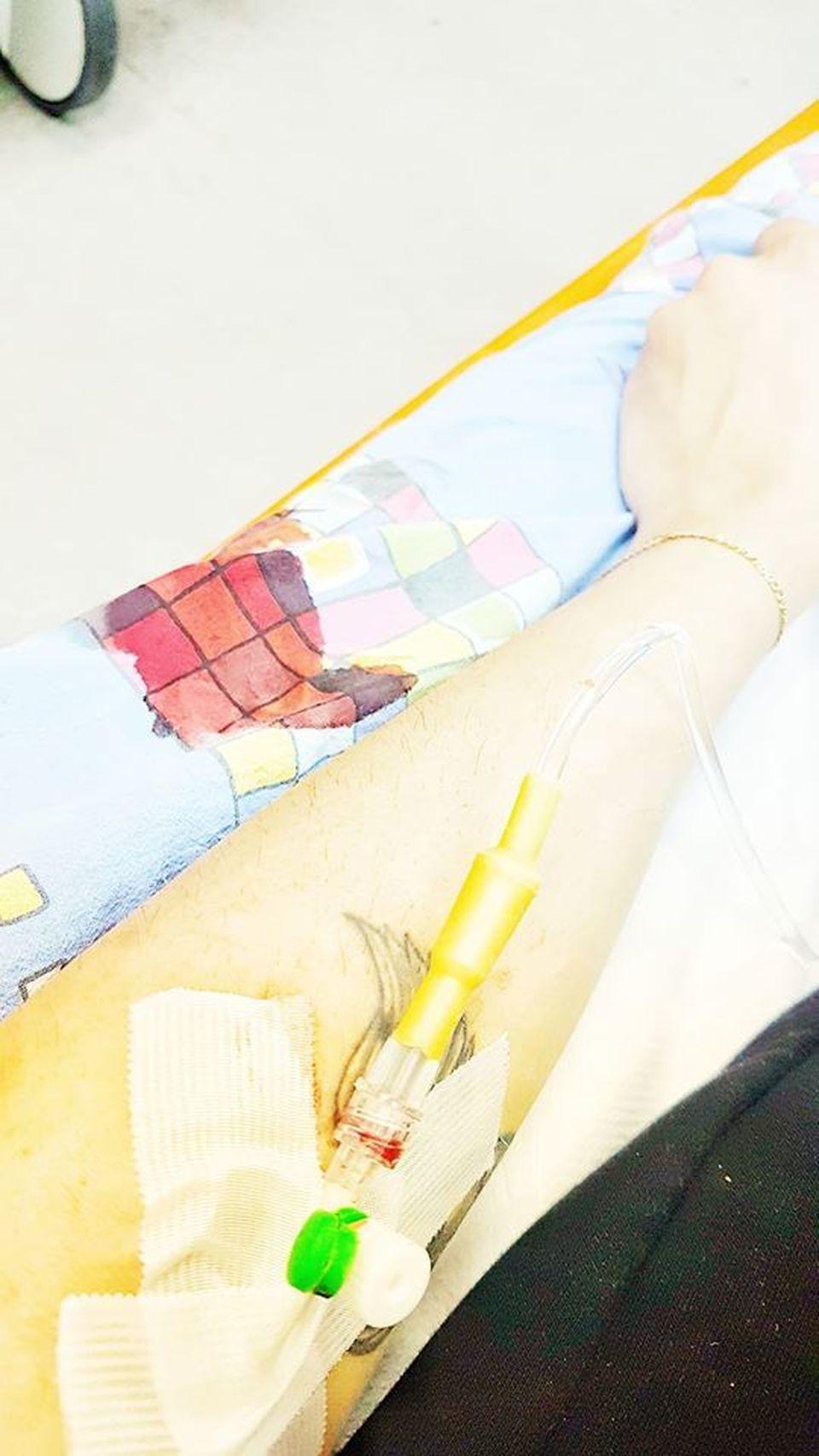 Probleme pentru fiica lui Nicu Maharu! Bianca a ajuns, de urgenta, la spital si a fost pusa imediat pe perfuzii