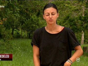 """Exatlon 19 septembrie. Cristina de la Faimosi, mutilata de insecte! """"Are pete, umflaturi, ochiul umflat, urechea"""""""