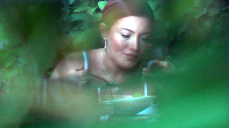 Nicoleta Nuca, surprinsa cand