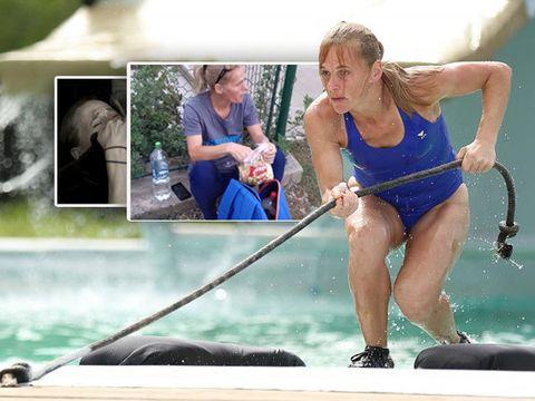 """Mariana de la Exatlon, umilita la Timisoara! Dupa ce a castigat o cursa infernala de atletism, a ramas inlemnita: """"Am primit resturi"""""""
