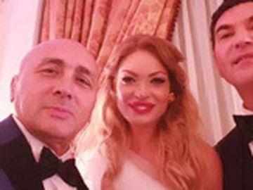 "Gafa monumentala facuta de Marcel Pavel la nunta lui Borcea. A ""botezat-o"" pe mireasa. Tanara s-a inrosit instantaneu! | DEZVALUIRI"