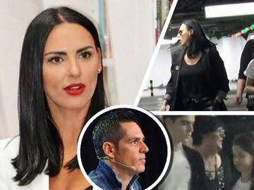 Lavinia Pirva i-a scos la film pe copiii lui Banica Jr! Ce au observat paparazzii?! Este vorba despre Violeta si Radu Stefan