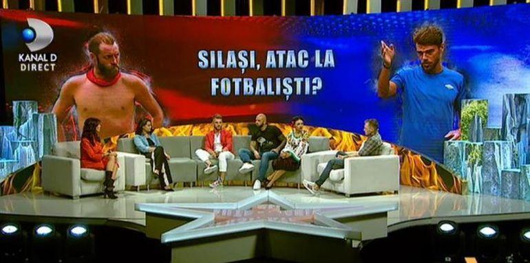 Ciprian Silasi, cuvinte dure la adresa fotbaliştilor! Cum comentează Giani Kirita remarcile ofensatoare ale cântăreţului Războinic:
